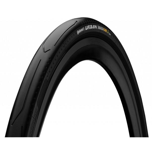Continental Urban TaraxaGum Faltreifen 700x35C Vectran Breaker black/black