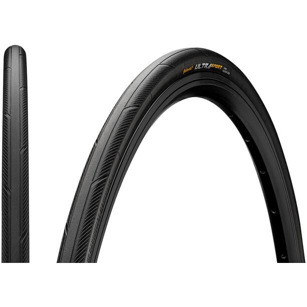 Continental Ultra Sport III Performance Faltreifen 700x25C black/black