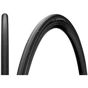 Continental Ultra Sport III Performance Drahtreifen 700x25C schwarz schwarz