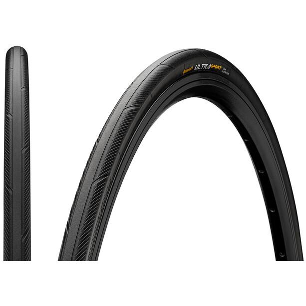 Continental Ultra Sport III Performance Clincher Tyre 700x28C Svart