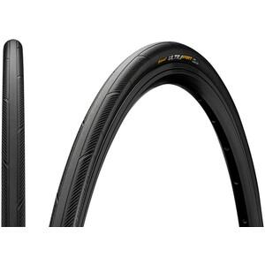 "Continental Ultra Sport III Performance Clincher Rengas 27.5x1 1/4"", musta musta"