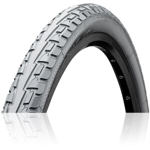 """Continental Ride Tour クリンチャータイヤ 28x1.75""""(700 x 45C) ExtraPuncture Belt グレー/グレー"""