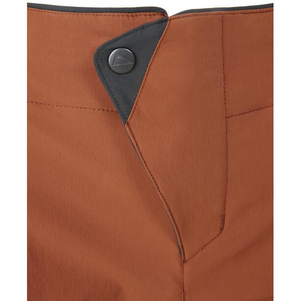 Klättermusen Vanadis 2.0 Shorts Damen orange