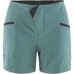 Klättermusen Vanadis 2.0 Shorts Damen blau blau