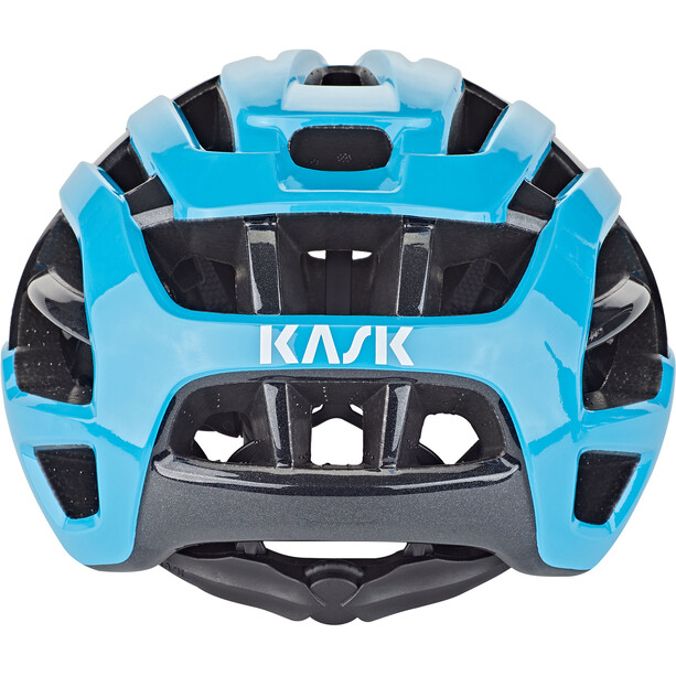 Kask Valegro Helm light blue