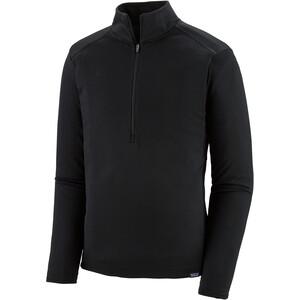 Patagonia Capilene Midweight Maillot de cyclisme Homme, noir noir