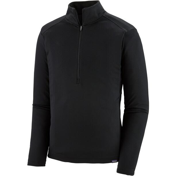 Patagonia Capilene Midweight Maillot de cyclisme Homme, noir