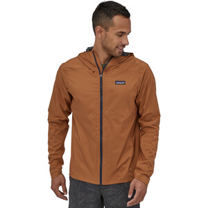 Patagonia Dirt Roamer Jacke Herren wood brown wood brown