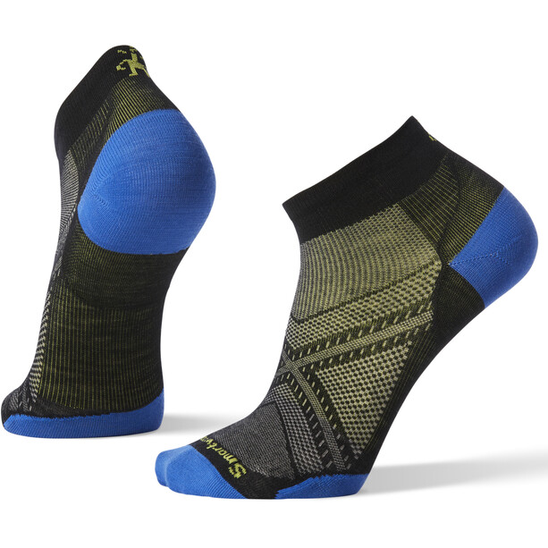 Smartwool PhD Run Ultra Light Low Cut Socken black