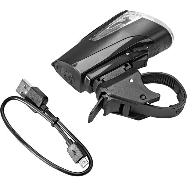 Trelock LS 460 I-GO Power 40 Éclairage avant fonctionnant sur piles