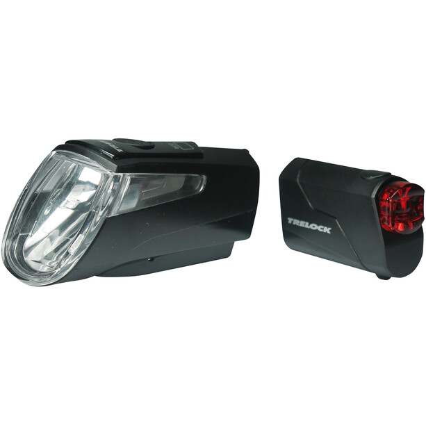 Trelock LS 460 I-GO Power 40/LS 720 Reego Beleuchtungsset