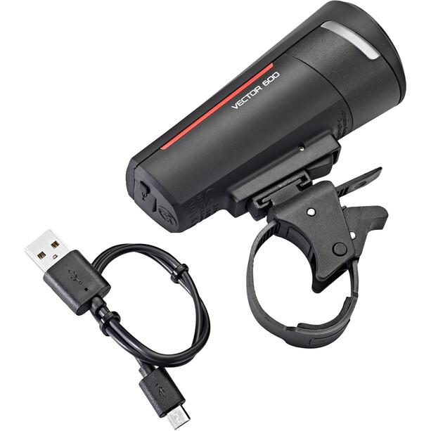 Trelock LS 600 I-GO Vector 60 Frontlicht