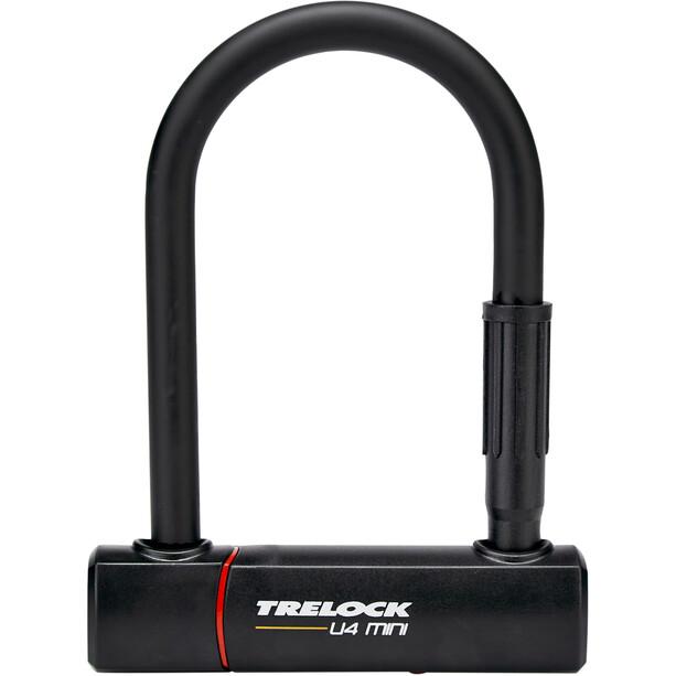 Trelock U4 Mini U-Lock incl. ZB 401 Mount
