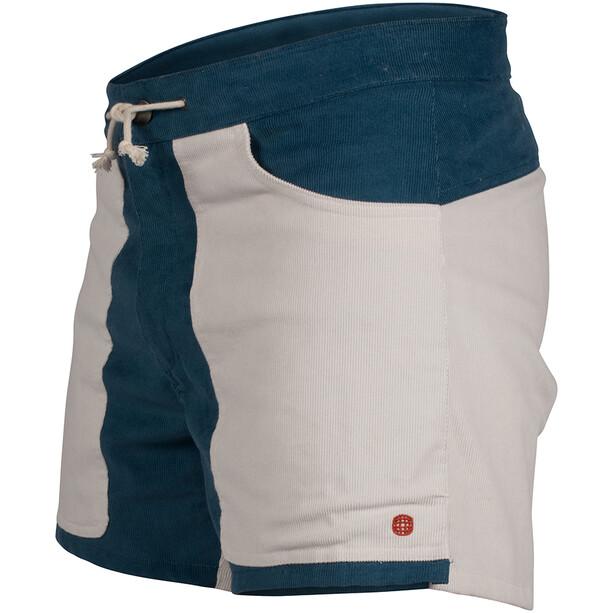 "Amundsen Sports Concord 5"" Shorts Men faded blue/natural"