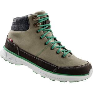 Dachstein Loden Walker Dry DS Shoes Women dusky green/emerald dusky green/emerald