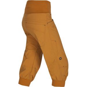 Ocun Noya Shorts Damen gelb gelb