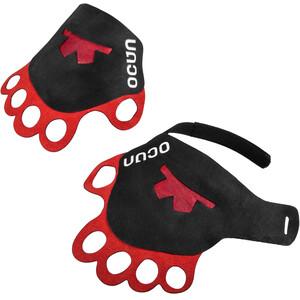 Ocun Crack Handschuhe Lite schwarz/rot schwarz/rot