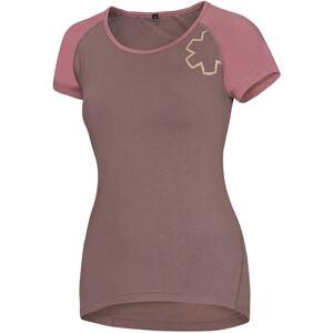 Ocun Bamboo T Blossom T-Shirt Damen antler antler