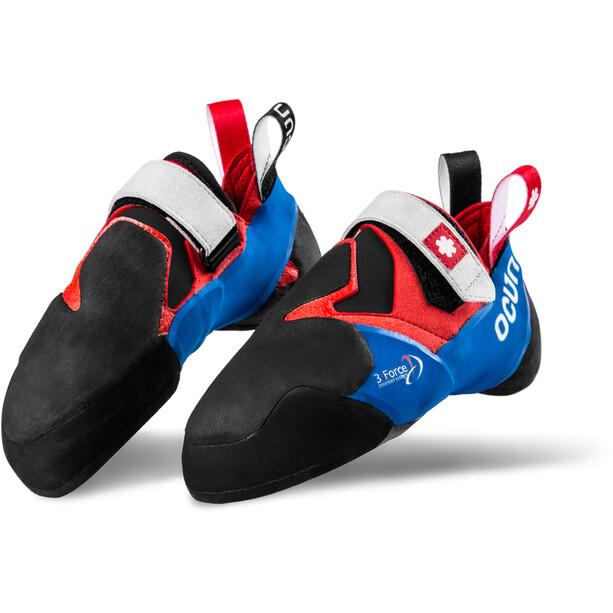 Ocun Nitro Climbing Shoes red