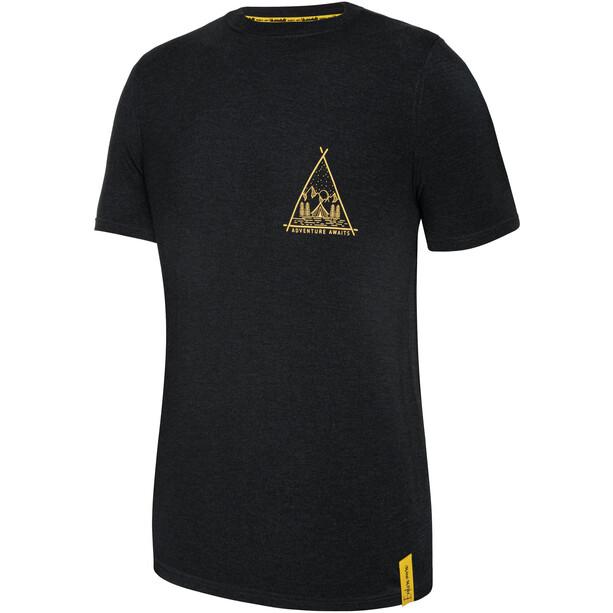 Viking Europe Bamboo Light T-Shirt Men, harmaa