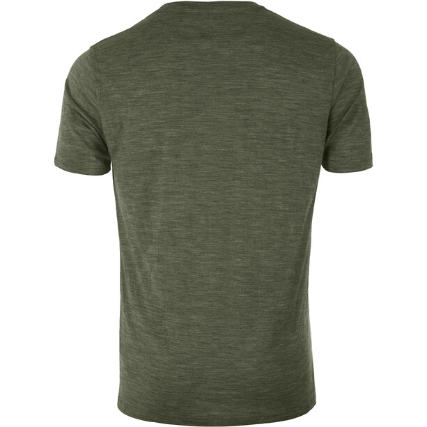 Pally'Hi Roast Mellow T-Shirt Herren heather moss