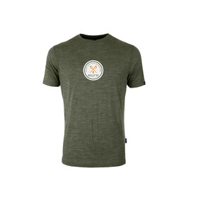 Pally'Hi Roast Mellow T-Shirt Herren heather moss heather moss