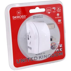 SKROSS Adapter World to UK