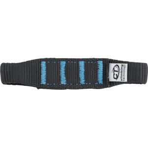Climbing Technology Extender NY PRO Schlinge Konische Schlinge 18/25mm 12cm schwarz/blau schwarz/blau