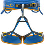 Climbing Technology Dedalo Klettergurt S blue/ocra