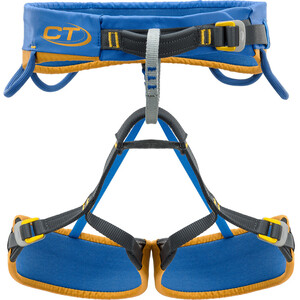 Climbing Technology Dedalo Klettergurt XL blue/ocra blue/ocra
