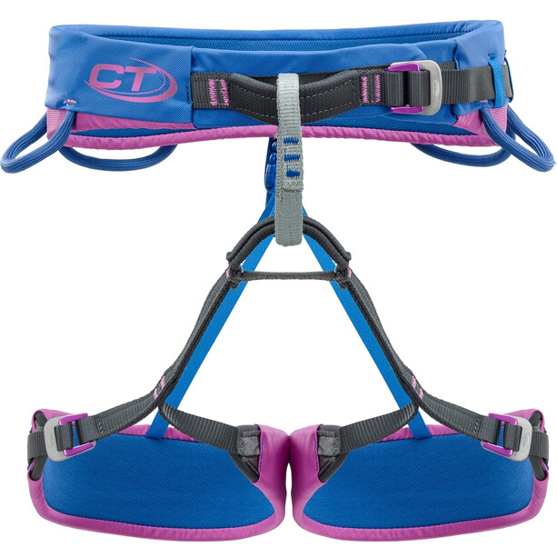 Climbing Technology Musa Klettergurt M blue/purple