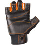 Climbing Technology Progrip Ferrata Half Finger Gloves black