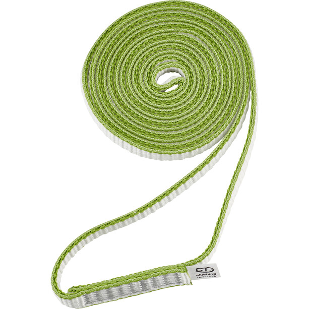 Climbing Technology Looper DY Sling 120cm white/green