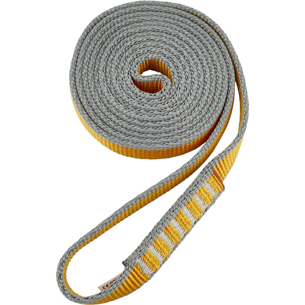 Climbing Technology Looper PA Sling 120cm grey/gold
