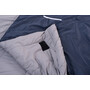 Grüezi-Bag Biopod Wolle Marmot Comfort Schlafsack night blue
