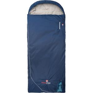 Grüezi-Bag Biopod Wolle Marmot Comfort Saco de Dormir, azul azul