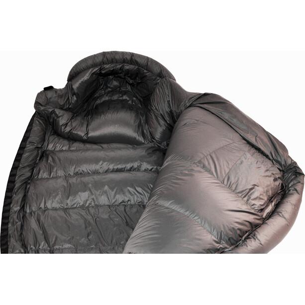 Grüezi-Bag Biopod Down Hybrid Ice Extreme 200 Schlafsack Wide deep forest
