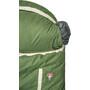 Grüezi-Bag Biopod DownWool Nature Comfort Schlafsack basil green