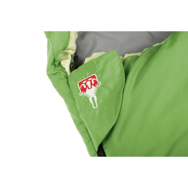 Grüezi-Bag Cloud Blanket Deer IV Schlafsack spring green