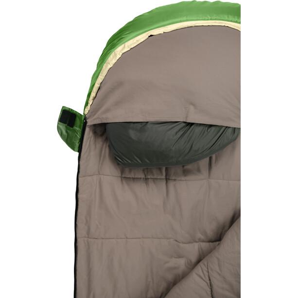 Grüezi-Bag Cloud Blanket Deer IV Sac de couchage, spring green