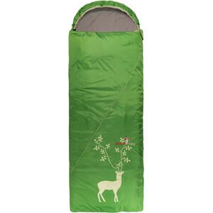 Grüezi-Bag Cloud Blanket Deer IV Schlafsack grün grün