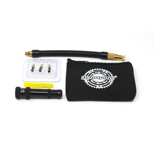 Dynaplug Air Reparatur/Inflation Kit für Road Tubeless Reifen black