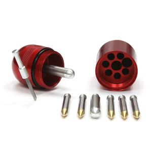 Dynaplug Megapill Reparatur Kit für Tubeless Reifen red red