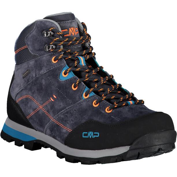 CMP Campagnolo Alcor WP Mid-Cut Trekkingschuhe Herren grau