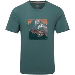 Sherpa Mandir T-Shirt Herren khola khola