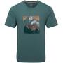 Sherpa Mandir T-Shirt Herren khola