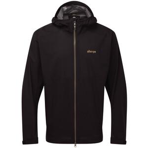 Sherpa Asaar 2.5 Lagen Jacke Herren black black