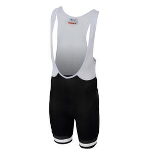 Sportful Tour 2.0 Trägershorts Kinder schwarz/weiß schwarz/weiß