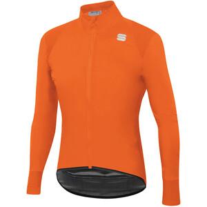 Sportful Hot Pack No Rain Kurtka Mężczyźni, pomarańczowy pomarańczowy