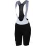 Sportful Total Comfort Cuissard à bretelles Femme, noir/blanc